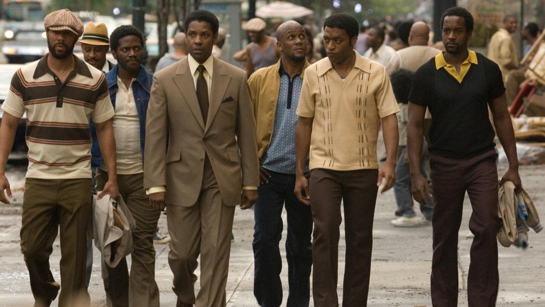 5 hirmaos em de frank lucas em american gangster